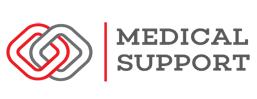 شركة الدعم الطبي